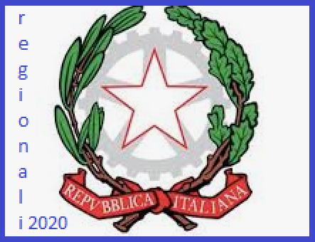 MANIFESTO CANDIDATI REG.LI 2020