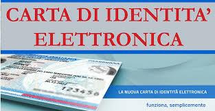CARTA D'IDENTITÁ ELETTRONICA